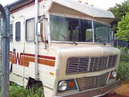 broke bad 1978 winnebago chieftain