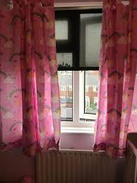 Asda Nursery Curtains Unicorns U0026 Rainbows Curtains Home U0026 Garden George