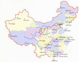 map of china and cities more cities in china abner gibbs elementary school