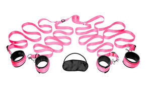 Bedroom Restraints Frisky Bedroom Restraint Kit Groupon Goods