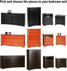 bedroom dresser sets mix match bedroom furniture sets dresser drawers nightstands