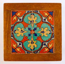 moorish design table by tudor curious clay