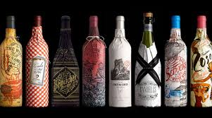wine bottle wraps emerging trends in wine packaging hired guns creative