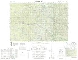 san jose ecuador map ecuador topographic maps perry castañeda map collection ut