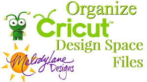 Cricut Craft Room Files - tutorial on organizing your cricut design space files easy way to