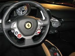 italia 458 interior 458 italia spider review price specs 0 60 mph