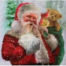 lighted santa s workshop advent calendar advent calendars from england
