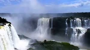 one of the biggest waterfalls in the world iguazu falls