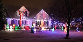 drive through christmas lights ohio holiday lighting contest city of mentor ohio