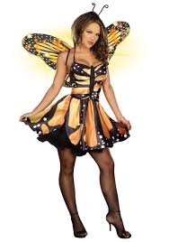 tinkerbell halloween costumes party city womens light up monarch fairy costume animal costumes