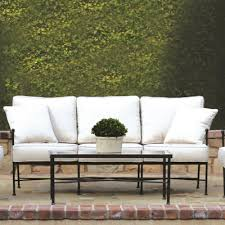 Sunset West Outdoor Furniture Sunset West Provence Sofa With Cushion U0026 Reviews Wayfair
