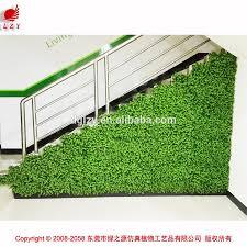 indoor artificial climbing wall green plants artificial wall buy