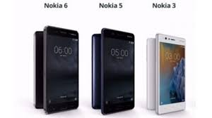 nokia android 3 android powered nokia smartphones to launch this month in india