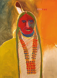 how native american artist fritz scholder forever changed the art