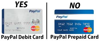 prepaid debit cards for pp debit vs prepaid card
