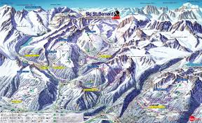 verbier piste map skiing in verbier u0026 4 valleys my chalet finder