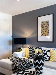 Grey And Yellow Home Decor 207 Best Lemon And Yellow Decor Images On Pinterest Living Room