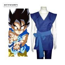 Vegeta Halloween Costume Adults Buy Wholesale Goku Costume China Goku Costume