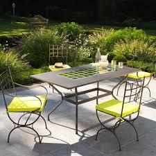 Beautiful Salon De Jardin Vienna Teck Fer Forge Awesome Table Jardin Teck Et Fer Contemporary Amazing House Design