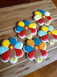 181 best thanksgiving turkey s images on fall cookies