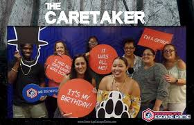 the caretaker escape room americas escape game
