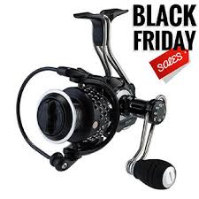 black friday fishing top 15 best spinning reels for fishing in 2017 reviews amaperfect