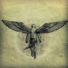 back of angel pencil sketch jpg 900 900 angel drawings