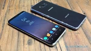 samsung galaxy s8 hands on with galaxy s8 u2013 to infinity u0026 beyond