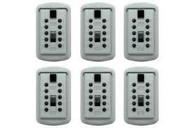indoor wall mounted ls lockstate kd 110 keydock padlock for wall mount lock box free