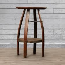rustic pub table and chairs rustic pub tables bistro sets you ll love