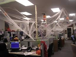 compact office decoration halloween office decorations cubicle