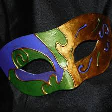 green mardi gras mask lace and feather masquerade mask in from the crafty chemist07