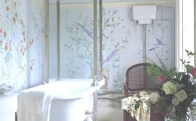 Shabby Chic Curtains Target Shower Bathroom Decorating Ideas Shower Curtain Wainscoting