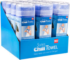 wholesale as seen on tv super chill towel display sku 1941217