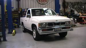 nissan pickup 1997 1997 nissan hardbody xe youtube