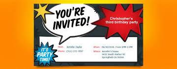 birthday invitations online free plumegiant com