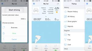 Auto Maintenance Spreadsheet Best Mileage Tracking Apps For Iphone Mileage Log Auto Miles