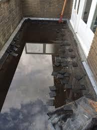 balkon isolieren advies nieuw bitumen balkon plat dak beton