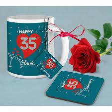 35th anniversary gift 35th anniversary gift combo for husband anniversary gift combo for