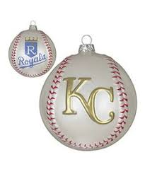 kansas city royals baseball snowman ornament royals baseball