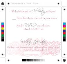 online invitations with rsvp online rsvp what do you think of the wording weddingbee proper