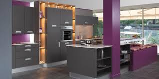 cuisine en violet cuisine violet gris gallery photo décoration chambre 2018