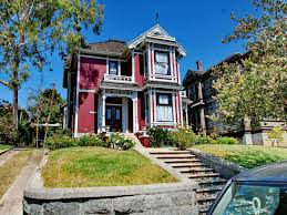 Style Of Home Adobe A Mapped Introduction To La U0027s Many Varieties Of Victorian Mansions