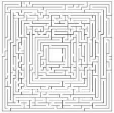 printable maze puzzles for adults printable maze 20 mazes