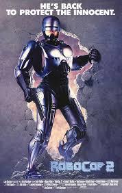 robocop electrocutes himself youtube robocop 2 1990 review that was a bit mental