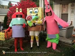 Spongebob Halloween Costumes Girls 25 Spongebob Halloween Costume Ideas