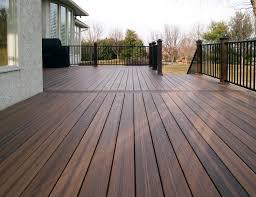 exterior design peru azek decking plus peru and white railing