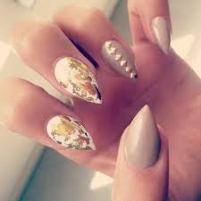 nail art acrylic nail designs rhinestone pretty bling art ideas