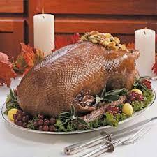 goose with corn bread recipe taste of home