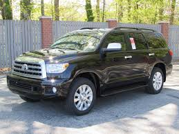 suv toyota sequoia 2015 toyota sequoia platinum 4wd start up exhaust and in depth